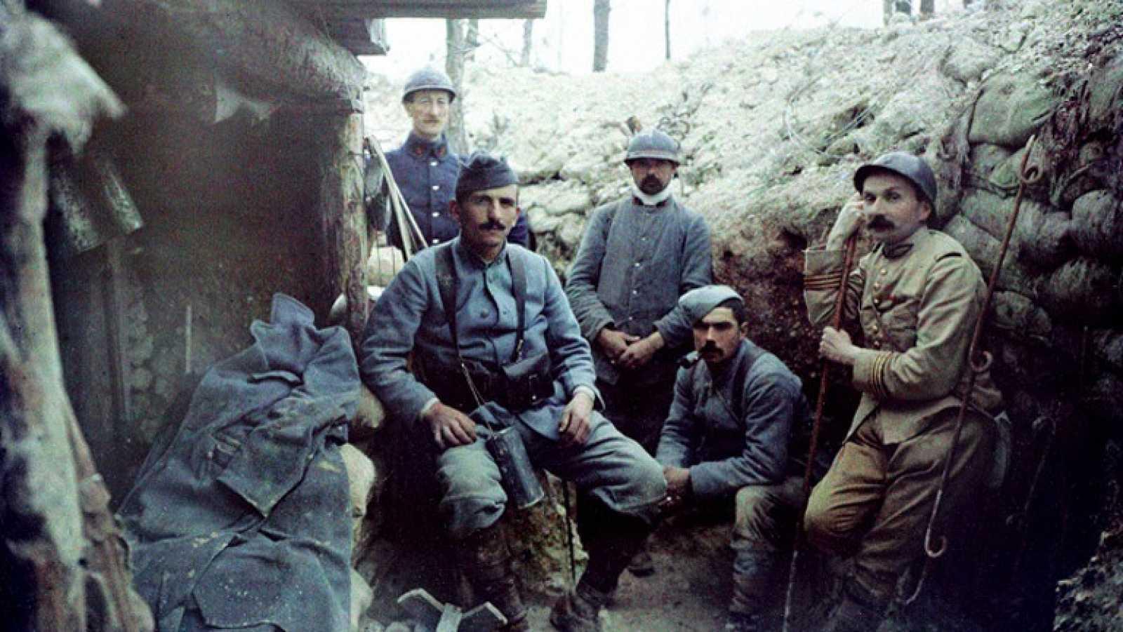 La Noche Temática - Avance: \'1914-18 El ruido y la furia\' - RTVE.es