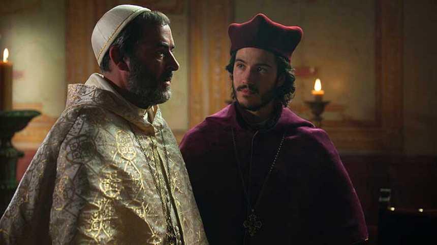Isabel - El Papa, en apuros, pide ayuda a Fernando