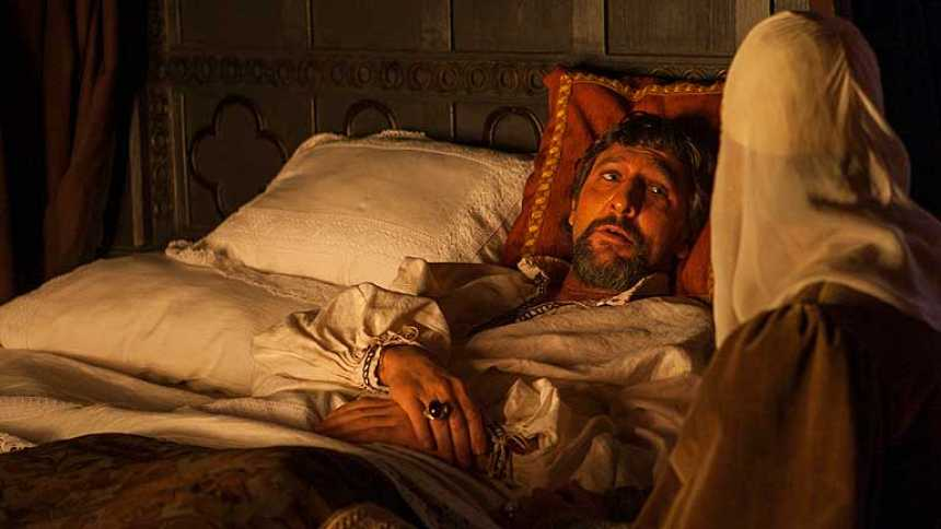 Isabel - La muerte del Cardenal Mendoza