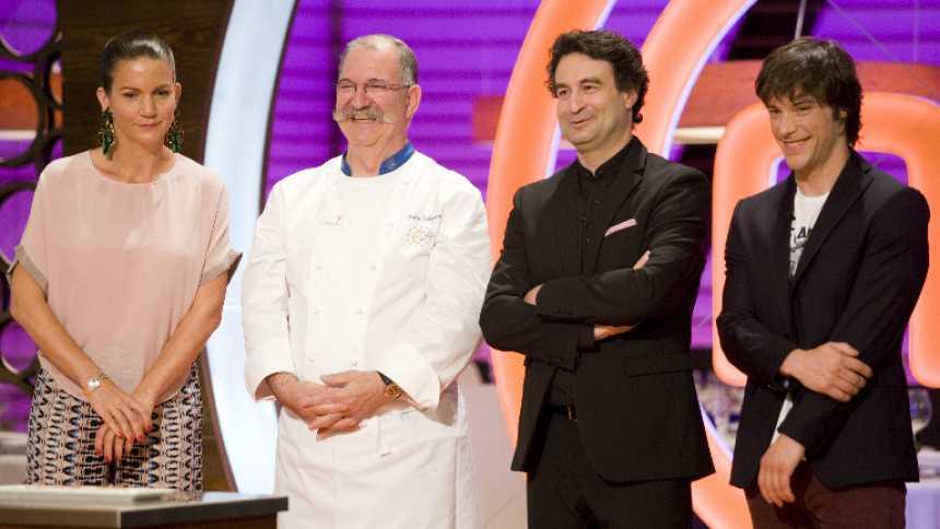 MasterChef recibe a uno de los padres de la alta cocina española, Pedro Subijana