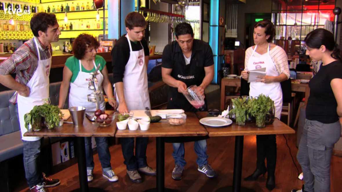 Clases De Cocina | Masterchef Clase De Cocina Mexicana Rtve Es