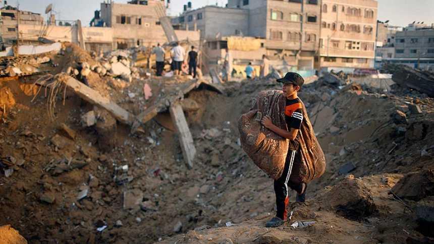 Los cohetes que Hamás lanza desde Gaza alcanzan Jerusalén, Tel Aviv y Hadera
