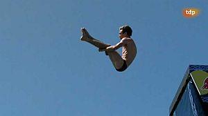 Saltos de acantilados -  Red Bull