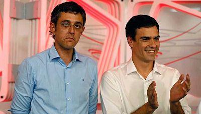Eduardo Madina no formará parte de la futura ejecutiva del PSOE