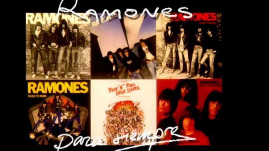 30 aniversario de los Ramones (IPop)