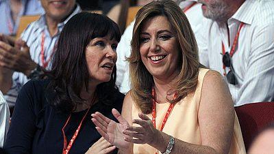 Unidad y cambio son las palabras más repetidas en el Congreso del PSOE