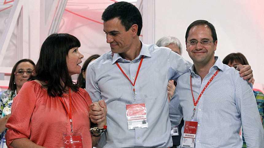 Los socialistas renuevan su dirección con una amplia presencia andaluza