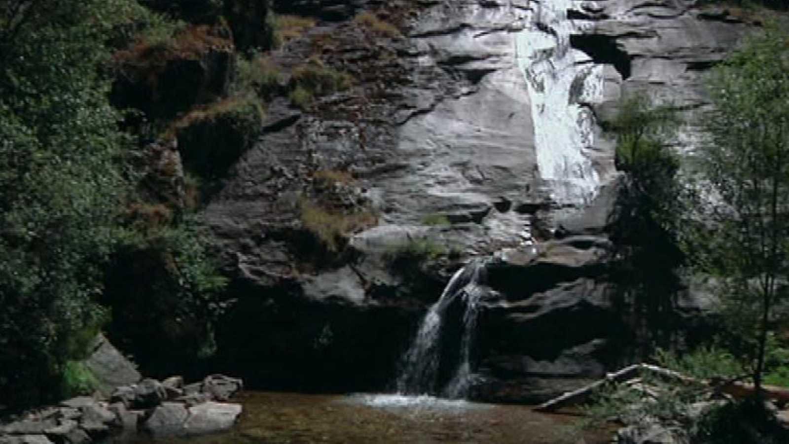 Aquí La Tierra El Chorro Una Piscina Natural En Segovia Rtvees