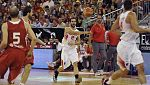 Baloncesto - Preparación Campeonato del Mundo: España - Turquía - 12/08/14