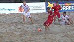 Fútbol Playa - Súperfinal: Suiza - España