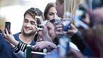 """El actor Daniel Radcliffe estrena la comedia """"Amigos de más"""""""