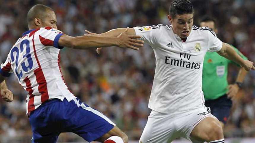 Supercopa de España - Real Madrid - Atlético de Madrid