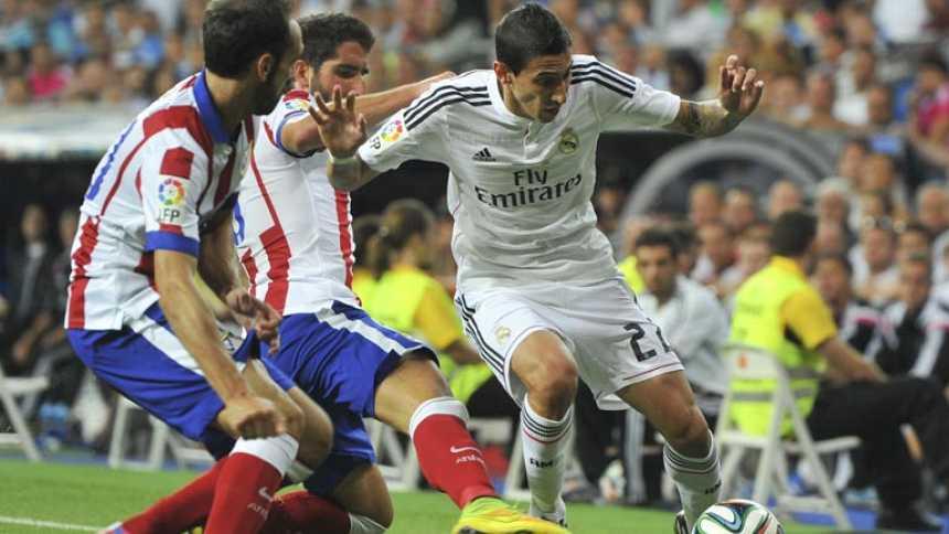 Di María, alabado por todos en la Supercopa