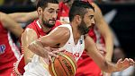 Baloncesto - Preparación Campeonato del Mundo: España - Croacia