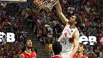 España arrolla a Croacia, rival en el Mundobasket