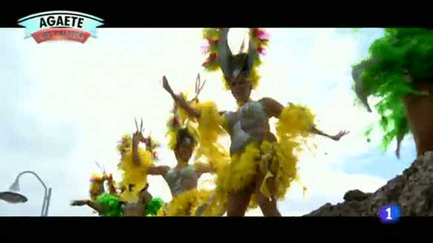 El Pueblo Más Divertido - Agaete es un carnaval