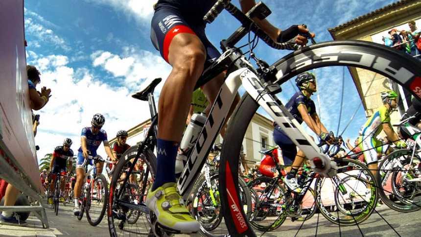 La Vuelta 2014 vista desde las cámaras 'on board' de los corredores