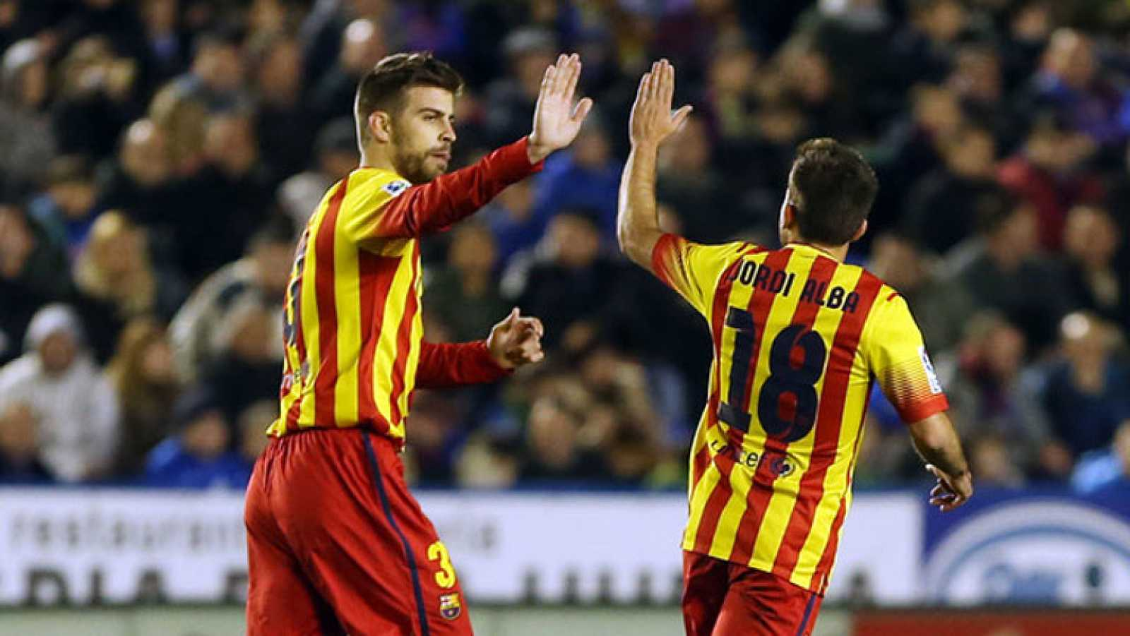 1ffca805b La LFP da luz verde para que el Barça juegue con la 'senyera' contra ...