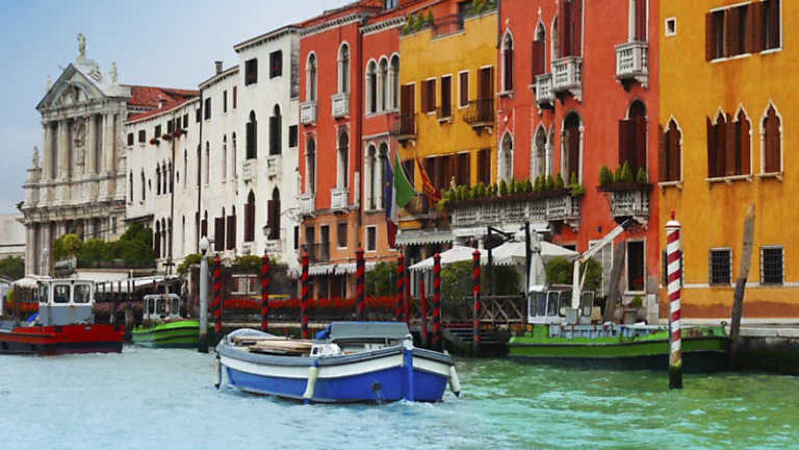 Para todos los públicos Con mis ojos - Venecia - Ver ahora reproducir video 74c8b923be9