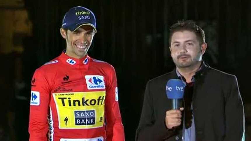 """Contador: """"Es un sueño porque no sabía cómo me iba a encontrar"""""""