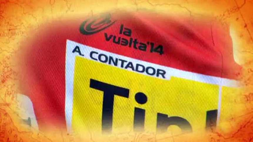 Un cuento llamado Vuelta a España 2014
