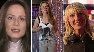 Las otras presentadoras de 'Días de cine'