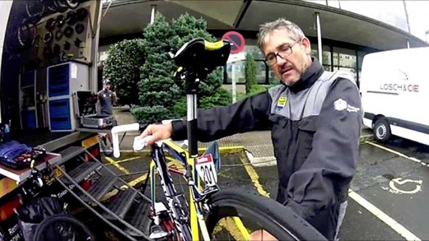 Así es la bici con la que Alberto Contador ha ganado la Vuelta a España 2014