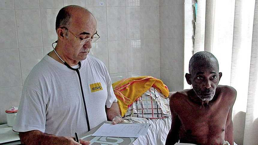 Muere el religioso Manuel García Viejo, infectado por ébola en Sierra Leona