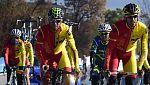 Valverde encabeza el sueño español del arcoiris