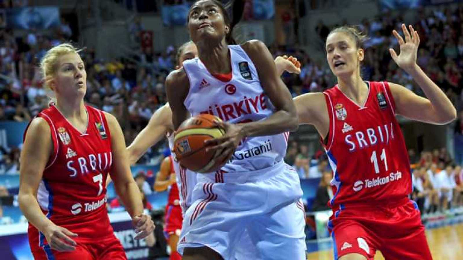 Baloncesto femenino - Campeonato del Mundo, cuartos de final ...
