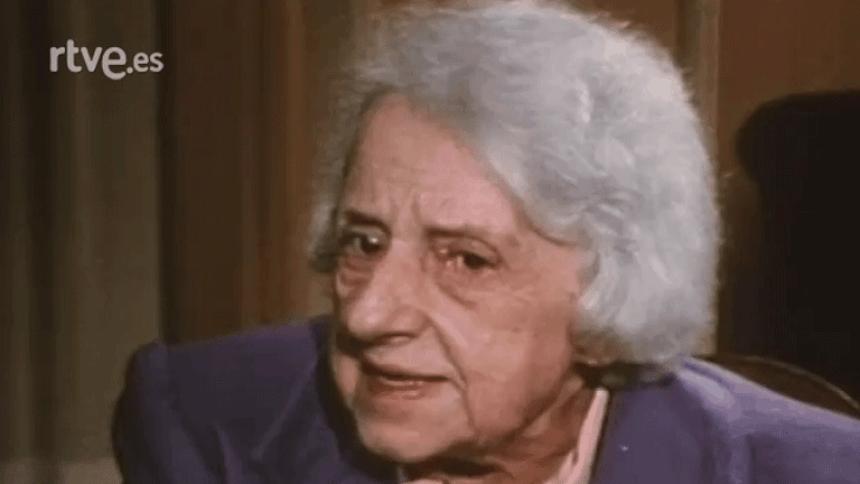 La memoria fértil - María Zambrano. Éxtasis de una palabra perdida