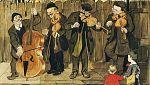 """El """"realismo crítico"""" de Francisco Sancha en el Museo ABC"""