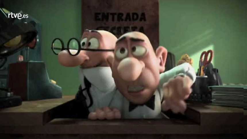 Trailer 1 - mortadelo y filemón contra jimmy 'el cachondo'