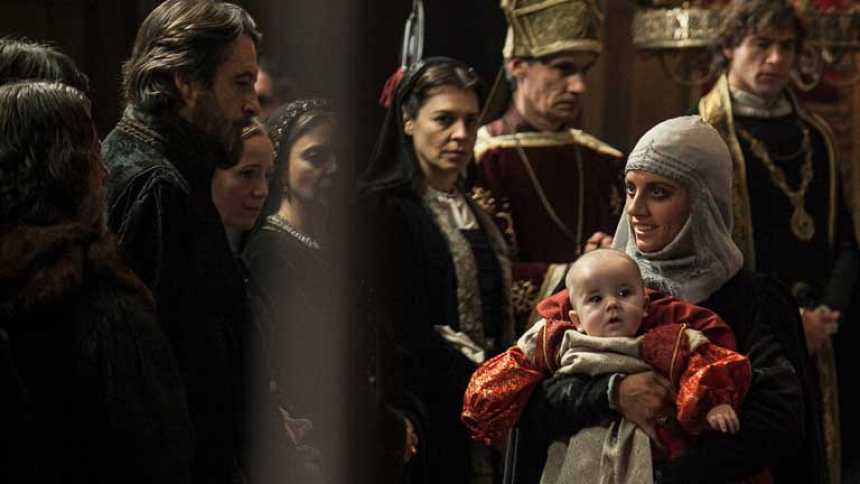 Isabel -  Miguel de la Paz es la última esperanza