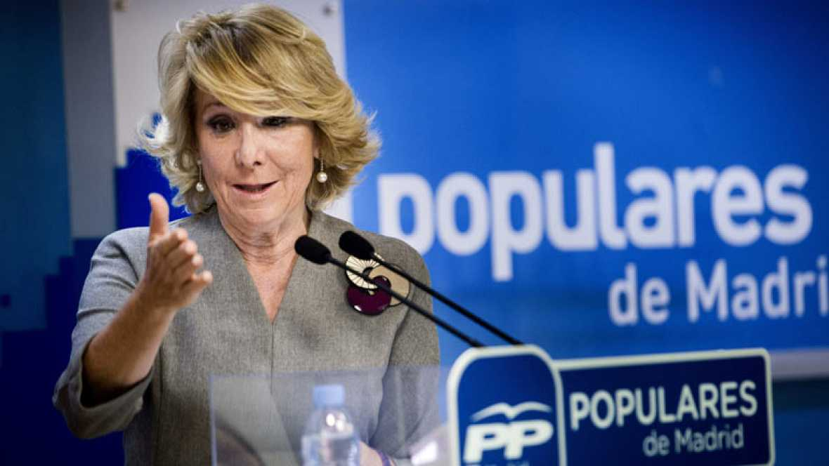 """Aguirre pide """"perdón"""" por haber confiado en Francisco Granados"""