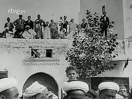 ALFONSO XIII EN CEUTA