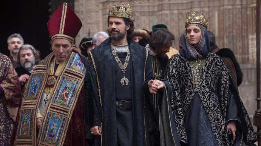 Isabel - Los Reyes Católicos dudan de su hija