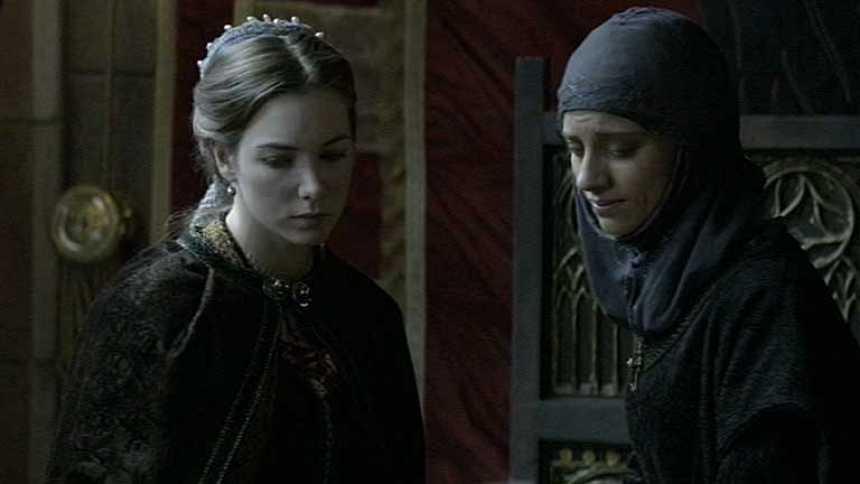 Isabel - Catalina se marcha a Inglaterra