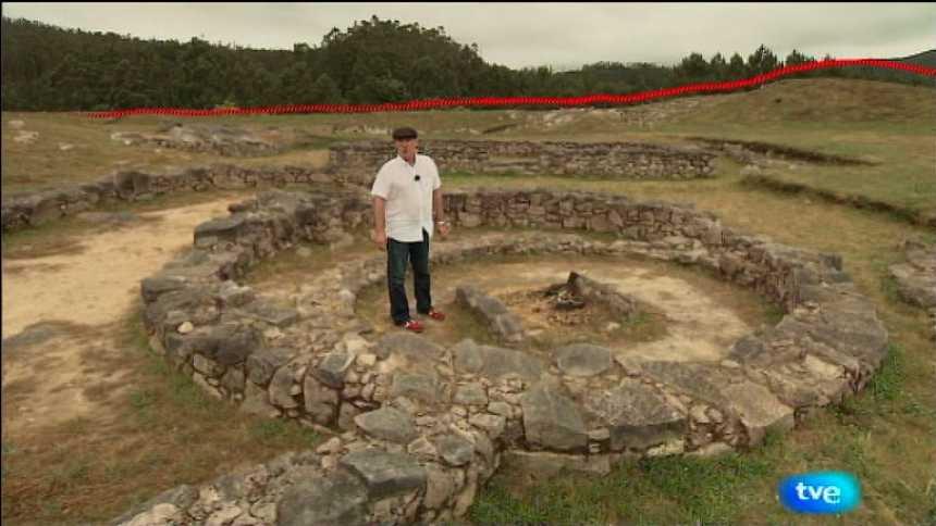 La Aventura del Saber. Serie Documental. El túnel del tiempo. Castro de Neixón