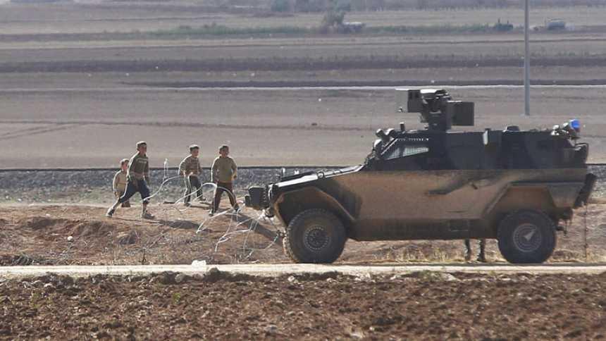 El Estado Islámico secuestra y tortura a 153 menores kurdos de la ciudad siria de Kobani
