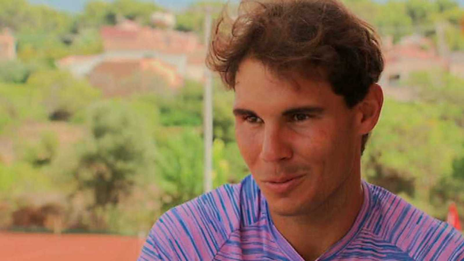 "Tenis - Documental ""Nadal Tour"" ¿ ver ahora"