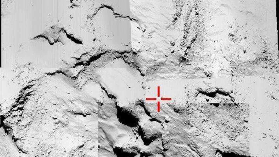 El módulo Philae empieza sus experimentos en el cometa con problemas de falta de energía