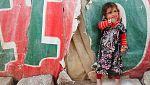 Ser niño en un campamento de refugiados