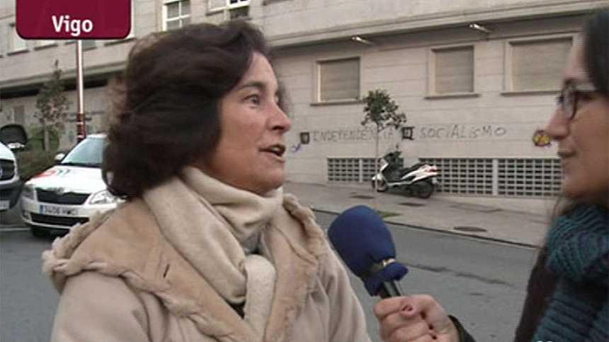 T con T - Habla una testigo del atraco mortal en Vigo