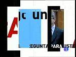 Tengo una pregunta para usted - Alberto Ruiz Gallardón