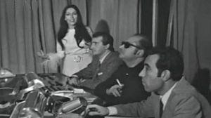 Massiel despide el año 1968