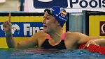 Segundo oro y segundo récord del mundo para Belmonte, en 400m estilos