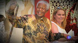 Un año sin Nelson Mandela