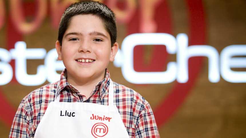 MasterChef Junior - Lluc. 9 años (Barcelona)