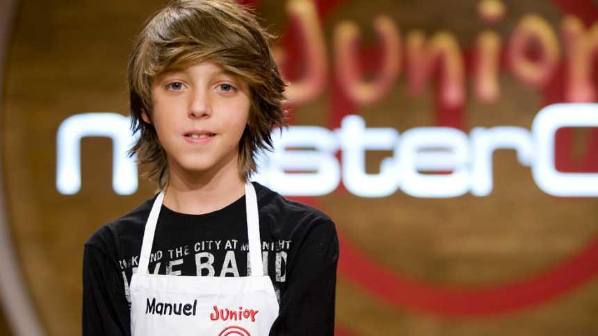 MasterChef Junior - Manuel. 11 años (Valencia)
